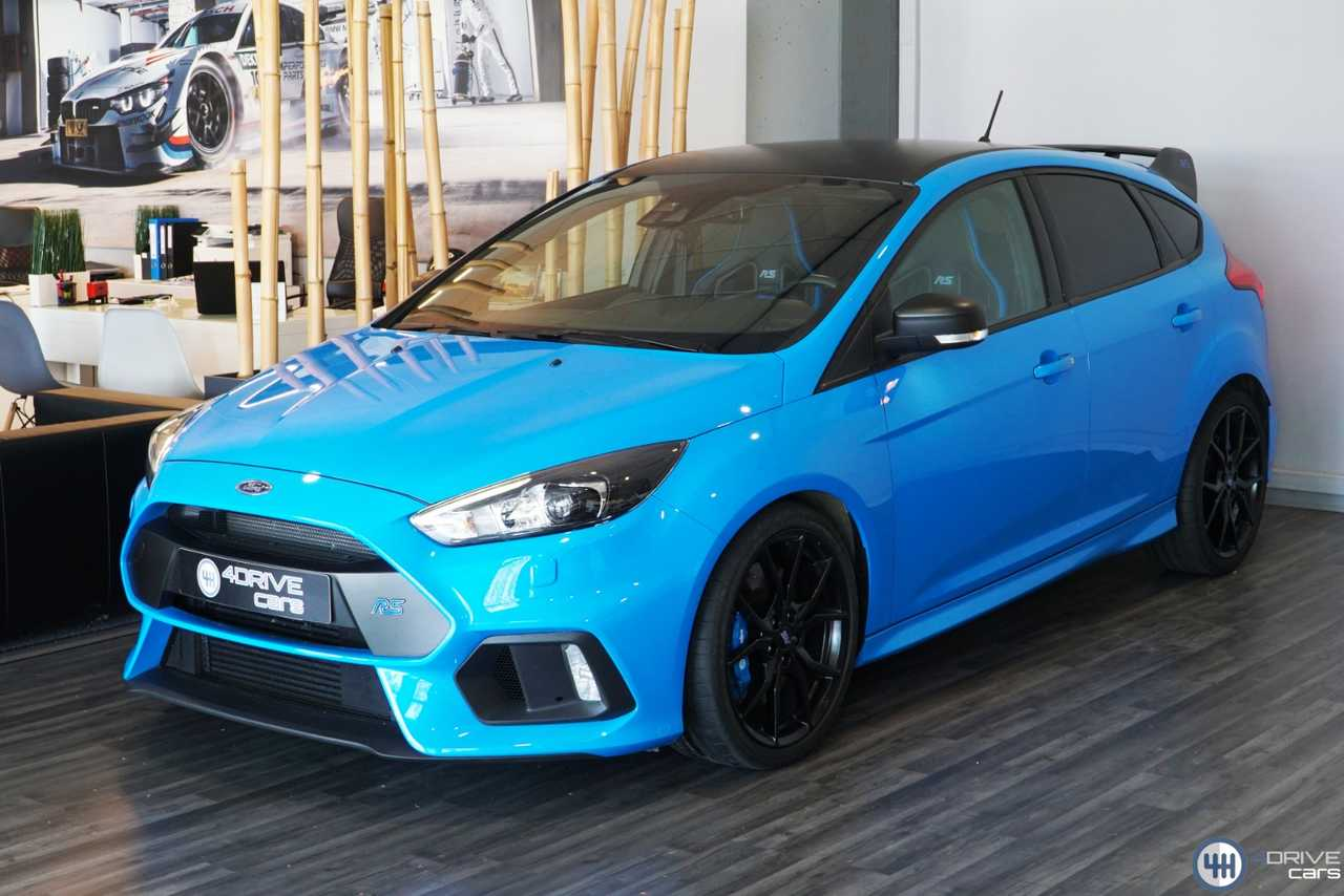 Ford Focus rs performance   - Foto 1
