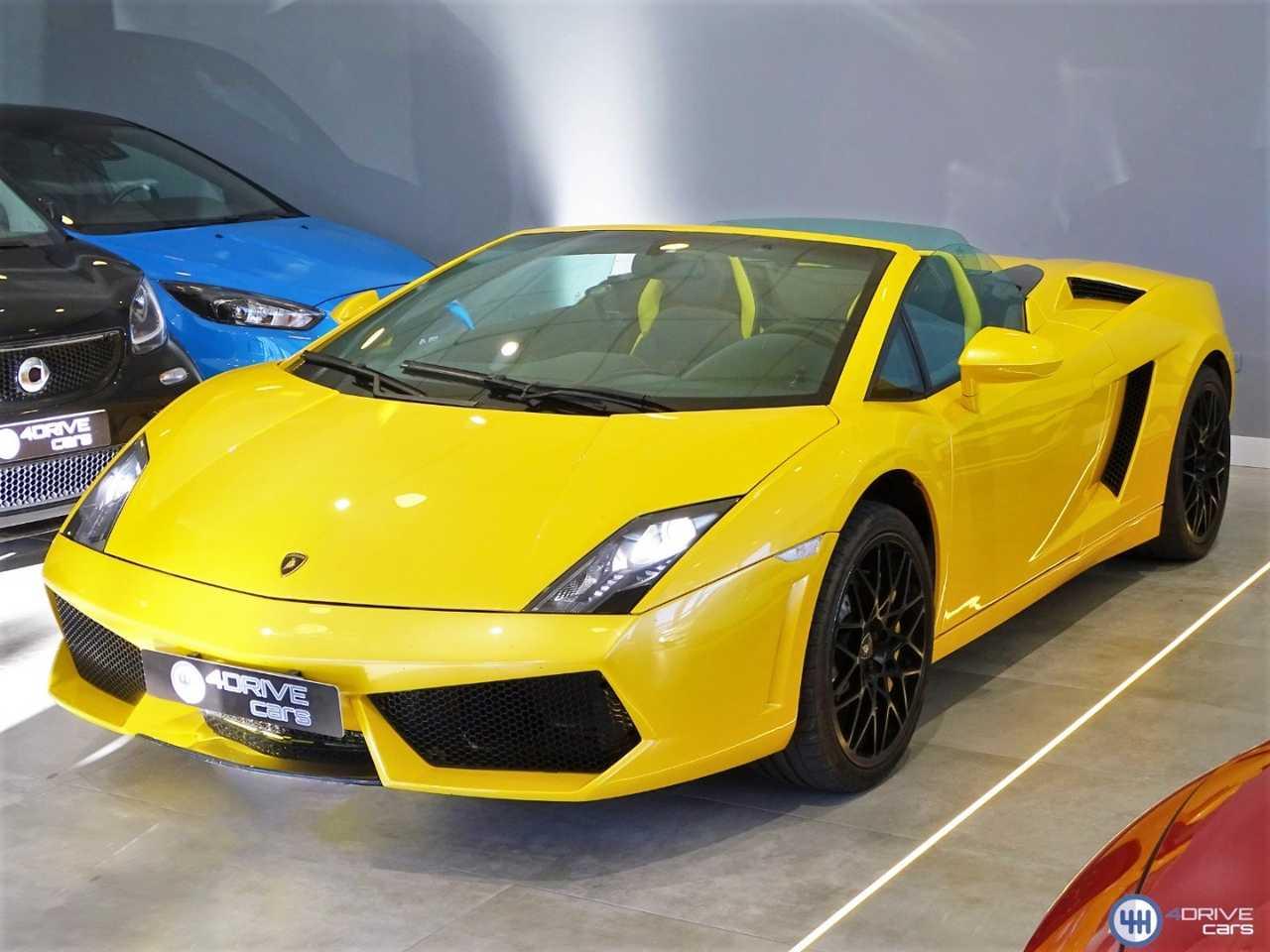 Lamborghini Gallardo LP560-4   - Foto 1