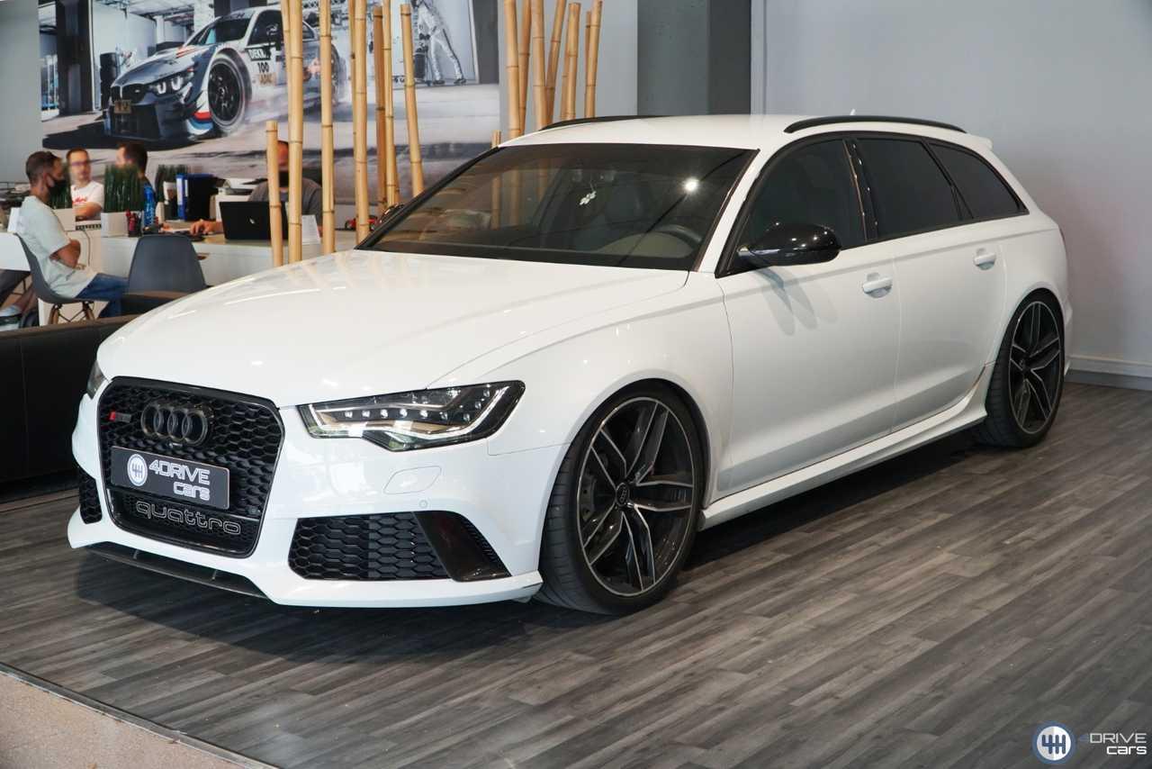 Audi RS6 Avant 4.0 TFSI   - Foto 1