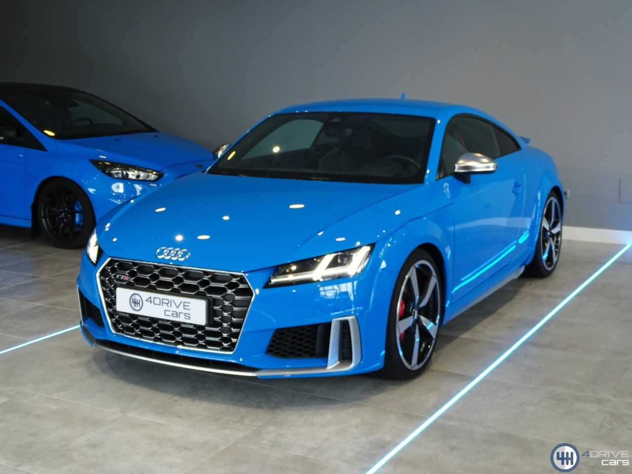 Audi TT S QUATTRO   - Foto 1
