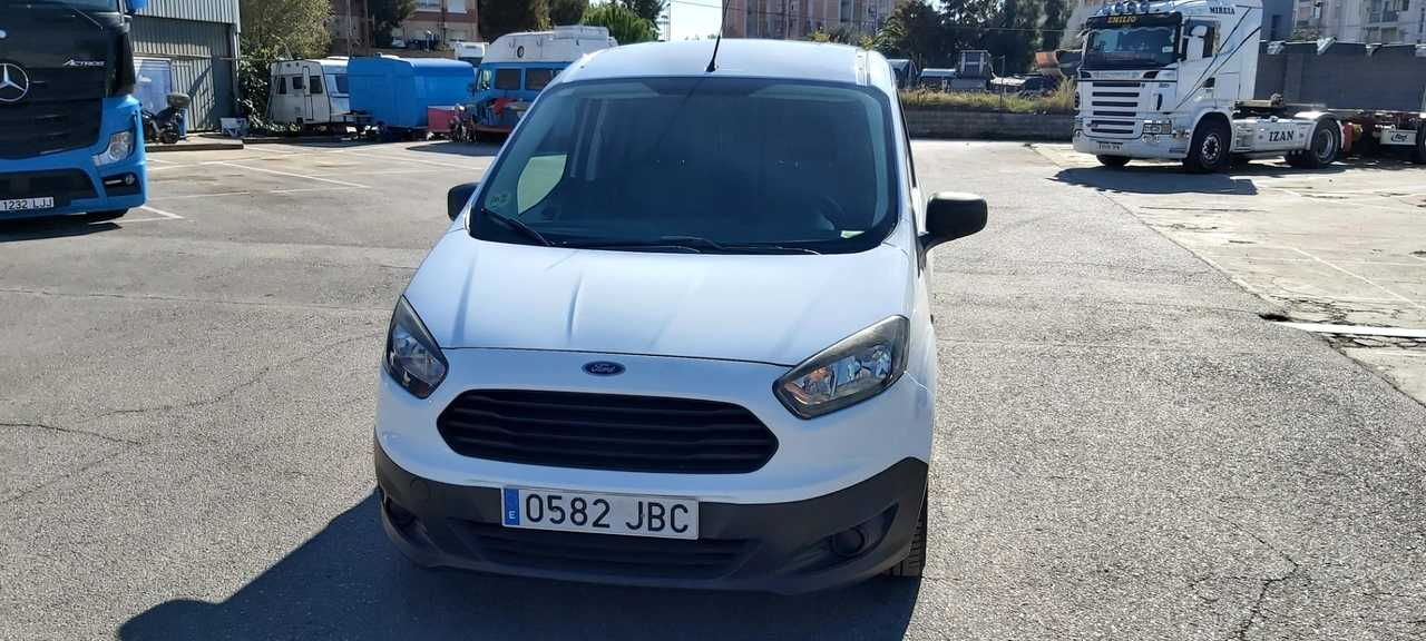 Ford Tourneo Courier VAN DIESEL 1.5 TDCI 75 CV.   - Foto 1