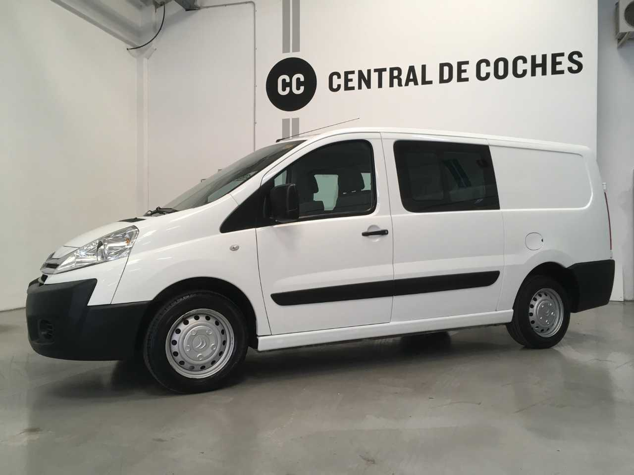 Citroën Jumpy 2.0 HDI 125cv L2 Mixto 5 Plazas / Rampa /Bola /Cruise /Bluetooth   - Foto 1