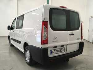 Citroën Jumpy 2.0 HDI 125cv L2 Mixto 5 Plazas / Rampa /Bola /Cruise /Bluetooth   - Foto 2