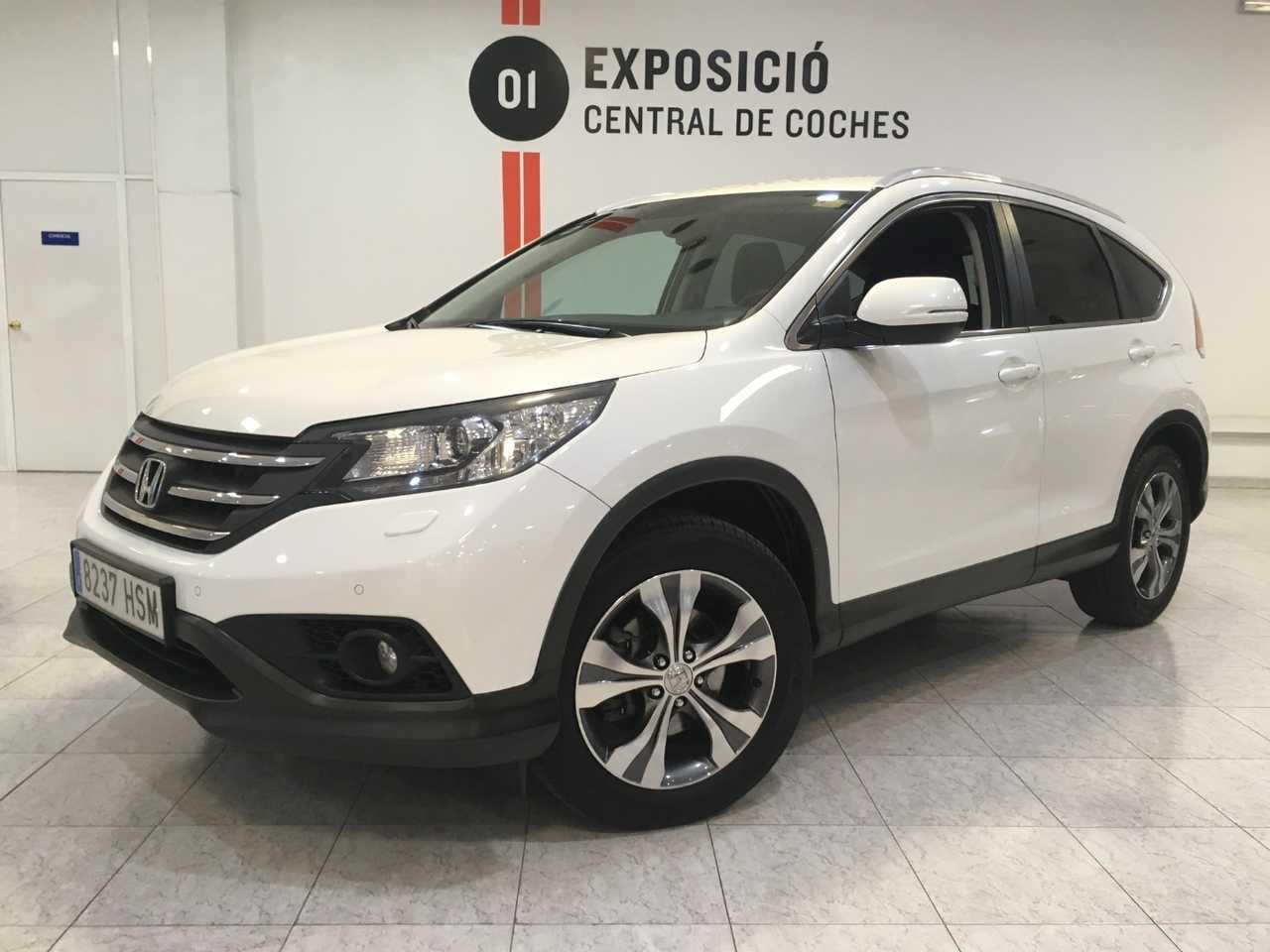 Honda CR-V 2.2 I-Dtec 4x4 Lifestyle /Navi / Xenon / Alcantara calefac. / Parktronic   - Foto 1