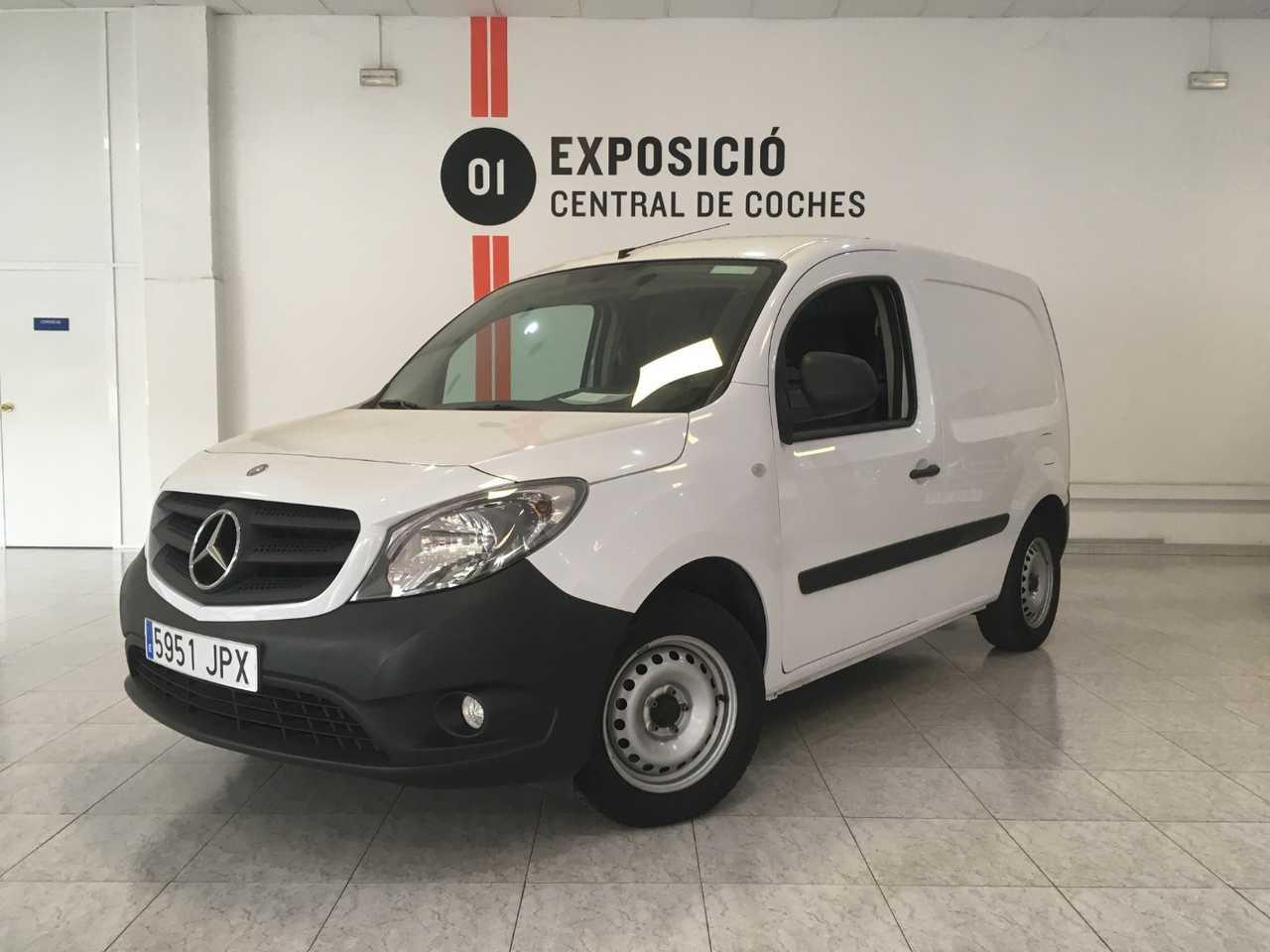 Mercedes Citan 108 CDI Largo Furgon / Puerta lateral   - Foto 1