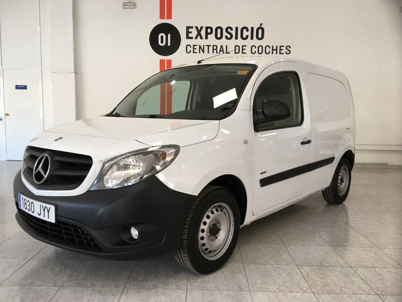 Mercedes Citan 108 CDI Largo Furgon / Puerta lateral / Bluetooth   - Foto 1