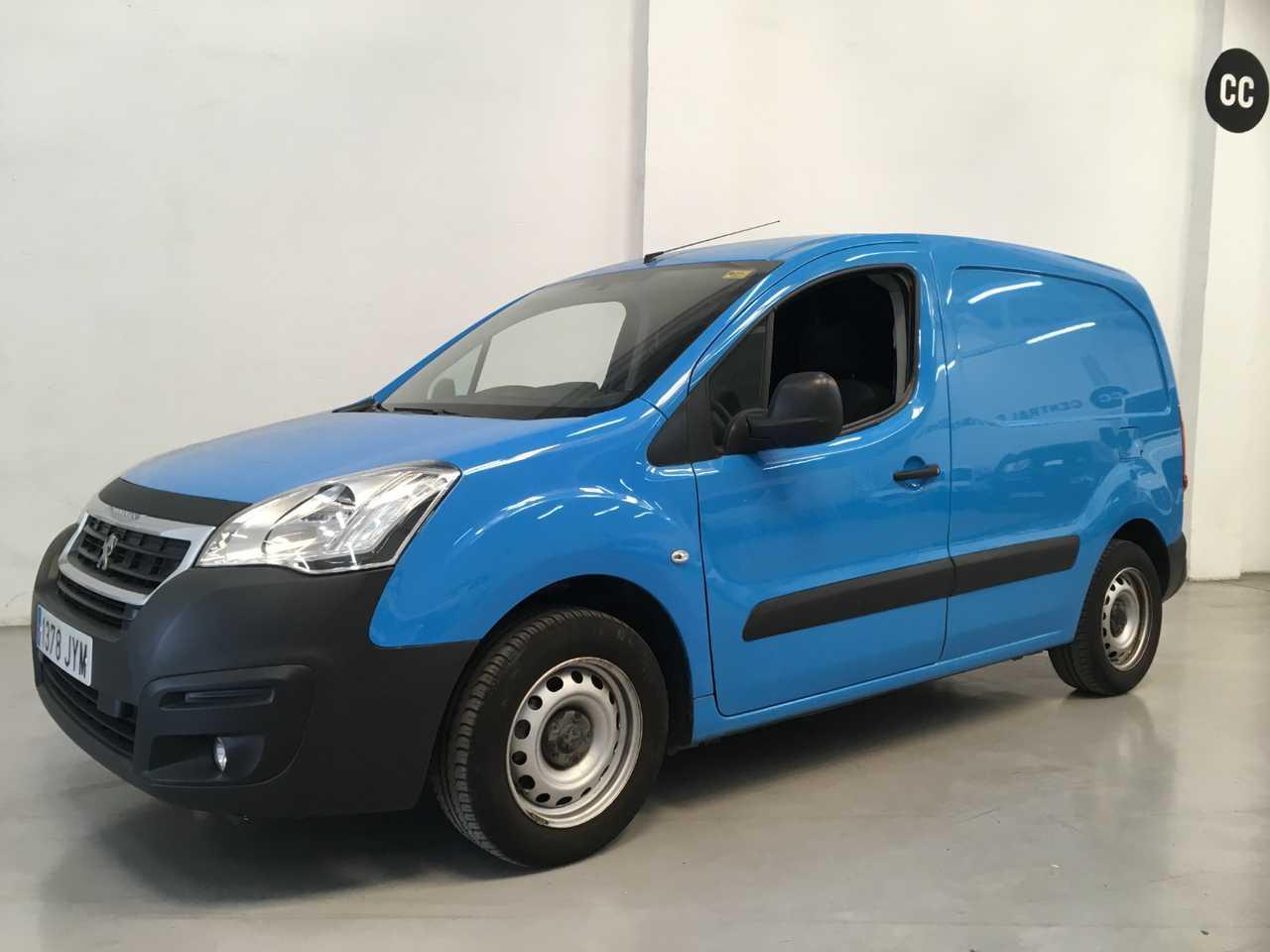 Peugeot Partner 1.6 BlueHDI 75cv  Furgon Confort Pack / Apple Car Play / pARKTRONIC   - Foto 1