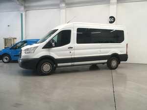 Ford Transit  Minibus y Kombi 350 125cv L3 9 Plazas Traccion Trasera   - Foto 3