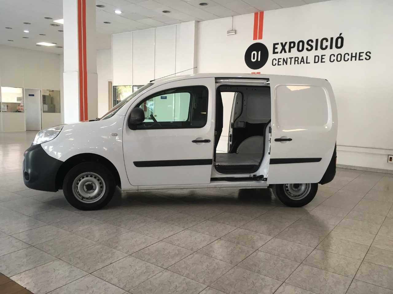 Renault Kangoo 1.5DCI Furgon Doble Puerta Lateral   - Foto 1