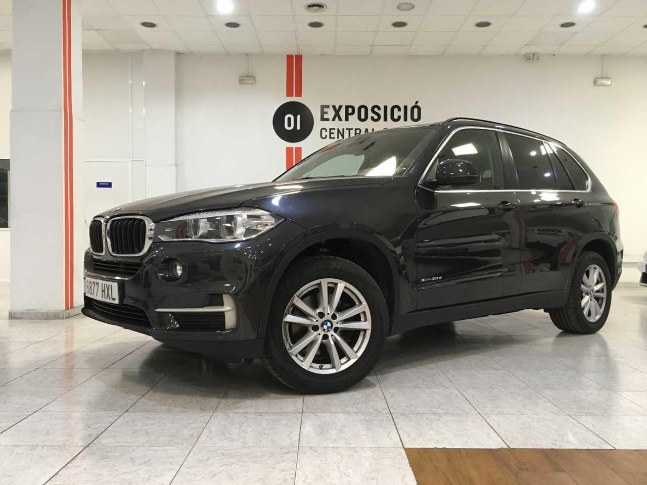 BMW X5 xDrive 3.0dA 258cv  7 Plazas/ Cuero / Navi / Bixenon --NACIONAL--   - Foto 1