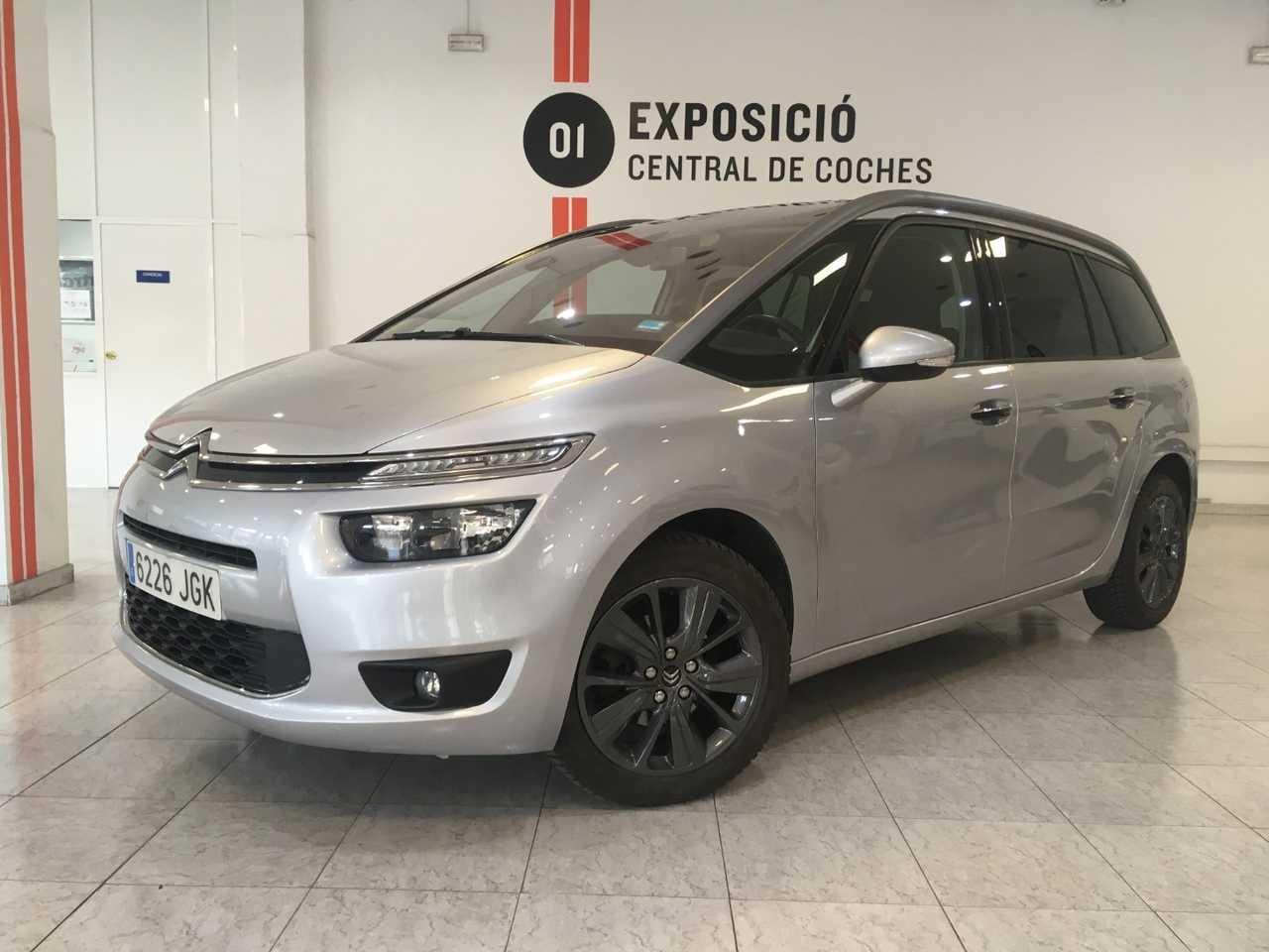 Citroën Grand C4 Picasso 1.6 e-HDI 115cv  Intensive 7 Plazas / Navi / Camara   - Foto 1
