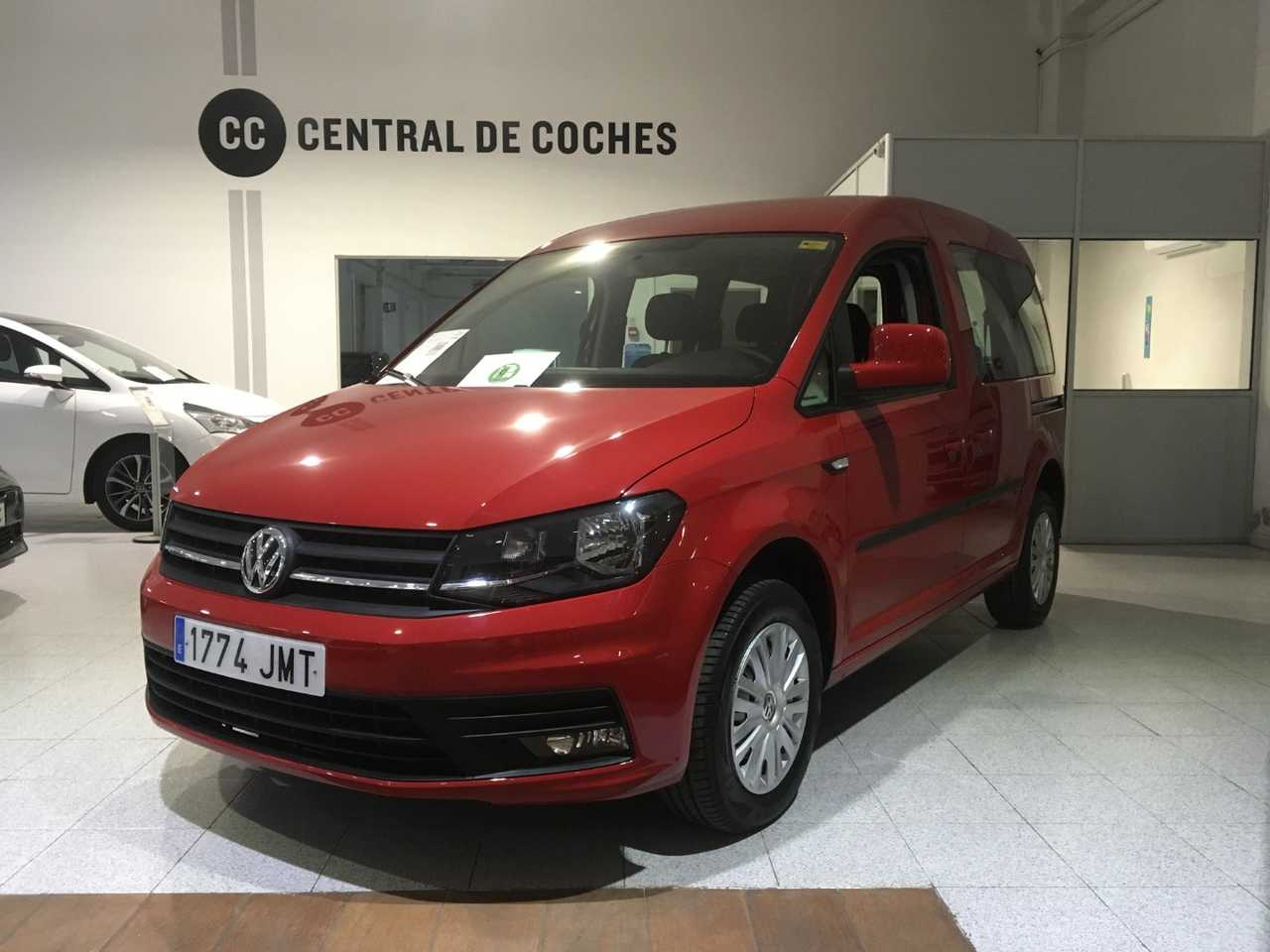 Volkswagen Caddy Kombi PRO 2.0 TDI 102cv / Doble puerta lateral   - Foto 1