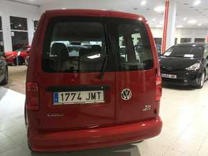 Volkswagen Caddy Kombi PRO 2.0 TDI 102cv / Doble puerta lateral   - Foto 3
