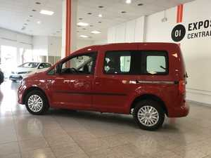Volkswagen Caddy Kombi PRO 2.0 TDI 102cv / Doble puerta lateral   - Foto 3