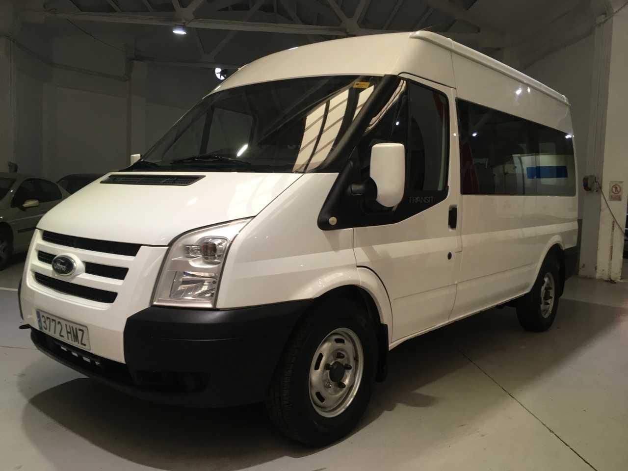 Ford Transit  Minibus y Kombi 330M 2.2 TDCI 125cv L2H2 9 Plazas kombi   - Foto 1