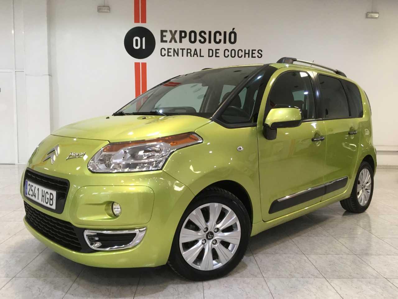 Citroën C3 Picasso 1.6 HDI 92cv Exclusive / Parktronic / Cruise / Bluetooth   - Foto 1