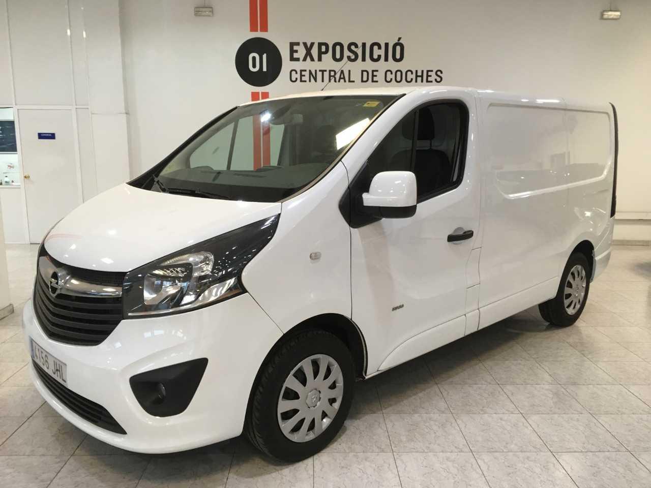 Opel Vivaro 1.6 CDTI 120cv Fg 2900 L1H1 Selective / Navi /Camara   - Foto 1