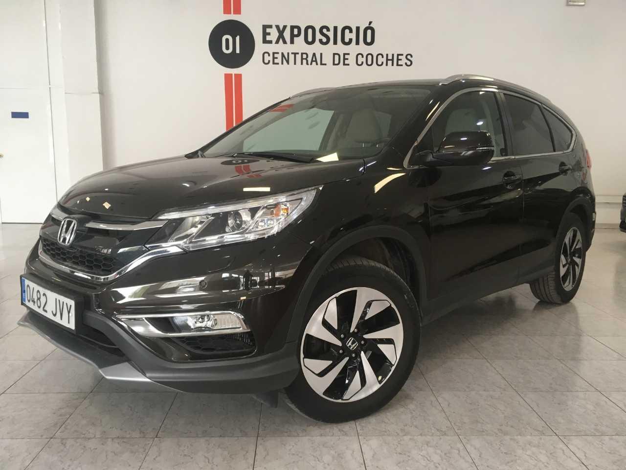 Honda CR-V 1.6 i-DTEC 160cv 4x4 Aut. Executive / Techo / Cuero /Navi -24 MESES DE GARANTIA-   - Foto 1