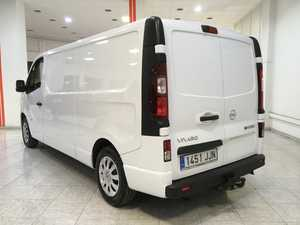 Opel Vivaro 1.6 CDTI 120cv Fg L2H1 Rampa / Navi /Camara/ Bola Remolque   - Foto 3