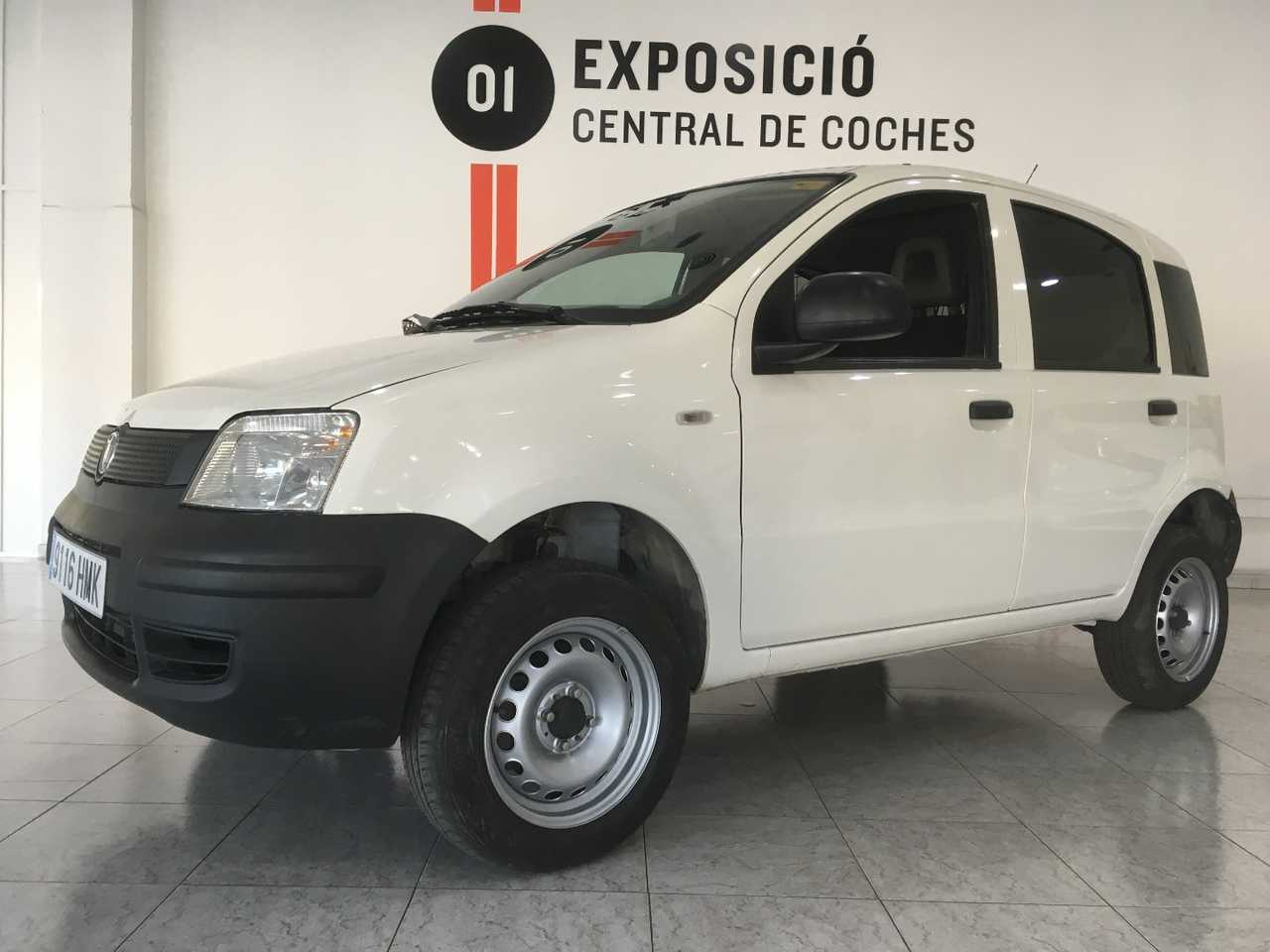 Fiat Panda 4x4 Van  1.3 Mtj  Comercial 2 Asientos   - Foto 1