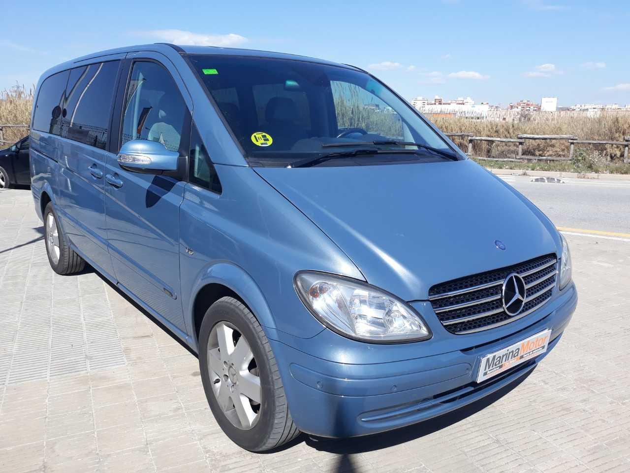 Mercedes Viano 3.0 CDI TREND EXTRA LARGA   - Foto 1