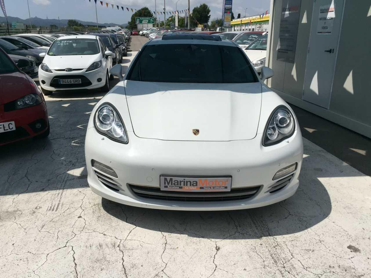 Porsche Panamera 3.0 td triptronic   - Foto 1