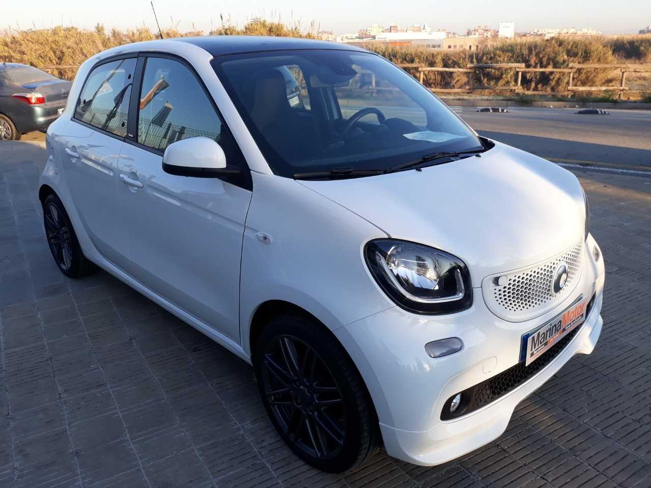 Smart Forfour Brabus Aut. 66 kW (90 CV)   - Foto 1