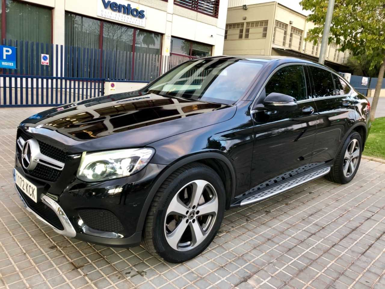 Mercedes GLC Coupé 220CDI 4matic aut   - Foto 1