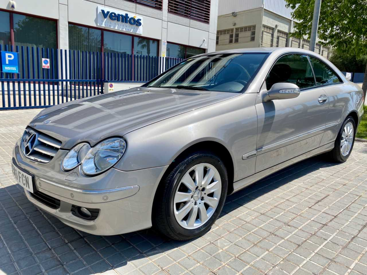 Mercedes CLK 200 Kompresor   - Foto 1