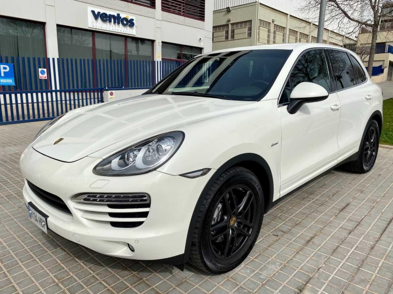 Porsche Cayenne 3.0TD V6 245cv   - Foto 1