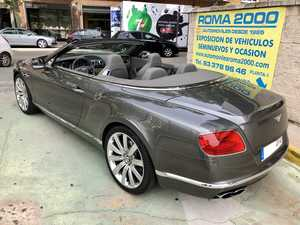 Bentley Continental GT Convertible V8 NACIONAL 8.000 KMS   - Foto 2
