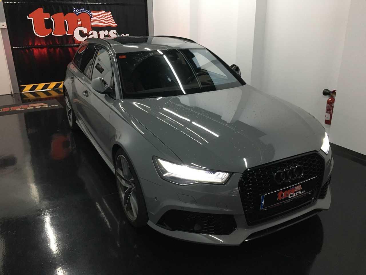 Audi RS6 Avant FULL EQUIP!!!   - Foto 1