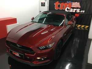 Ford Mustang 5.O CONVERTIBLE   - Foto 3