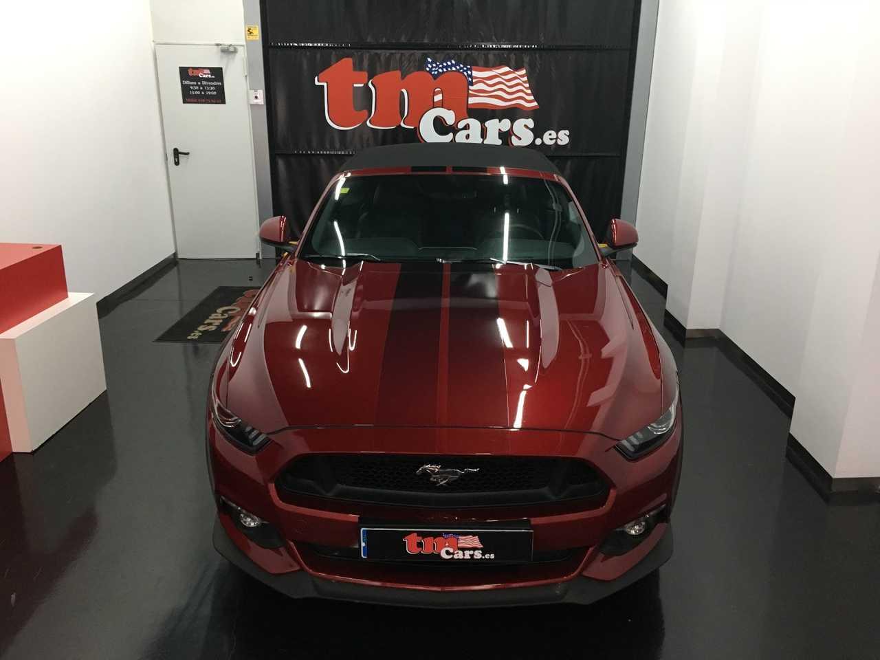 Ford Mustang 5.O CONVERTIBLE   - Foto 1