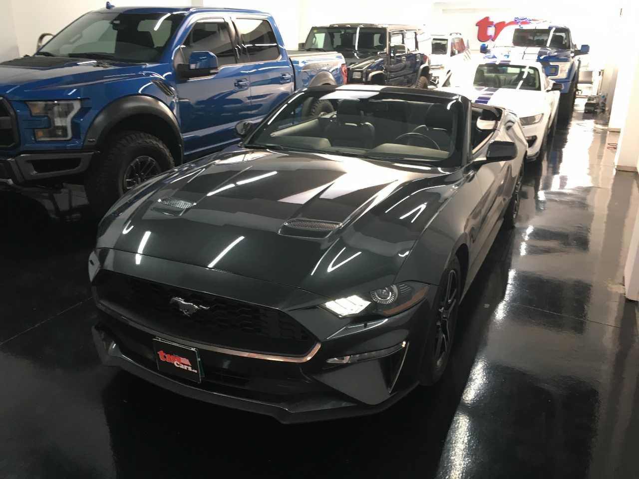 Ford Mustang Cabrio Ecoboost Premium en Stock!!   - Foto 1