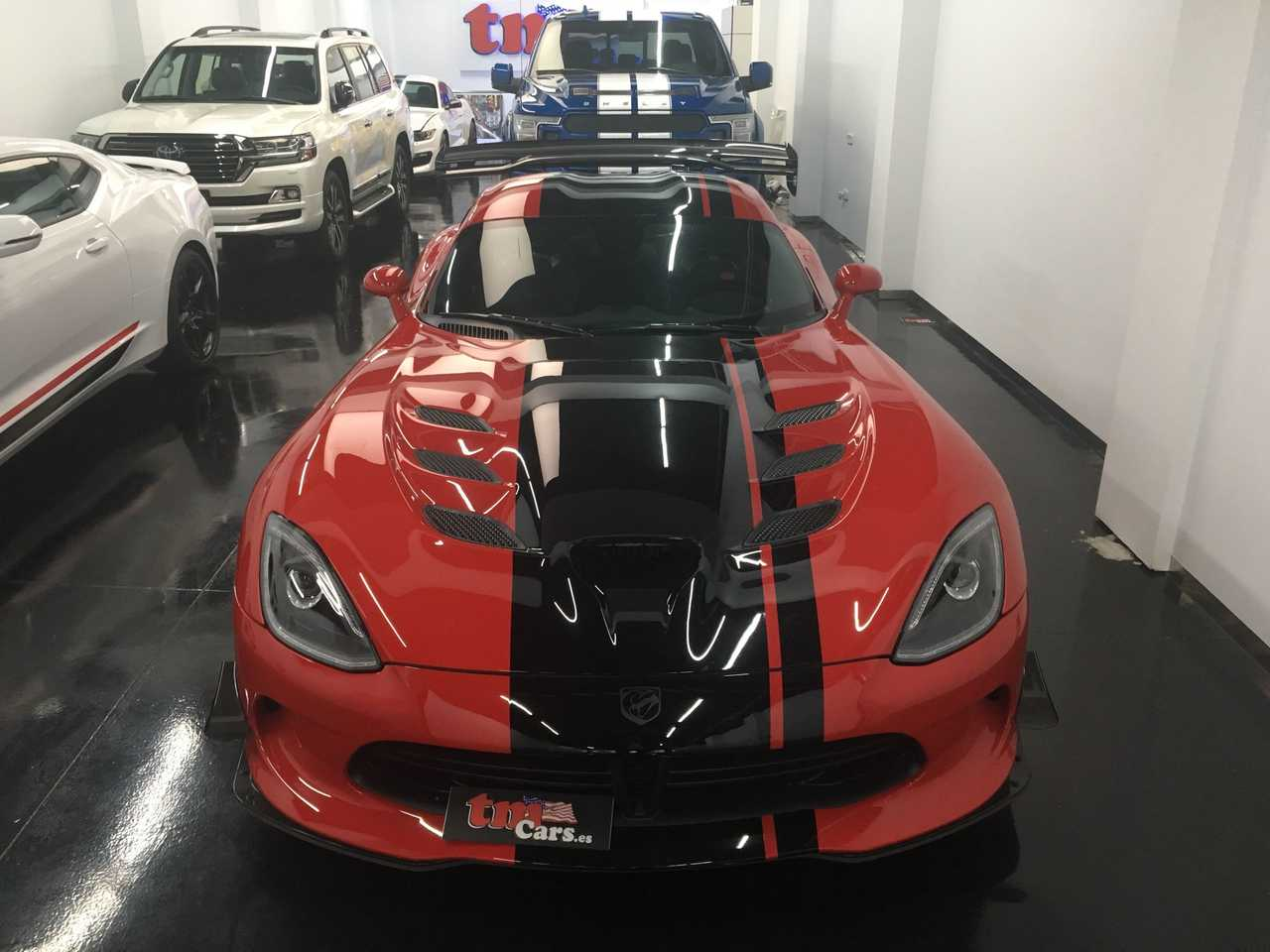 Dodge Viper ACR   - Foto 1