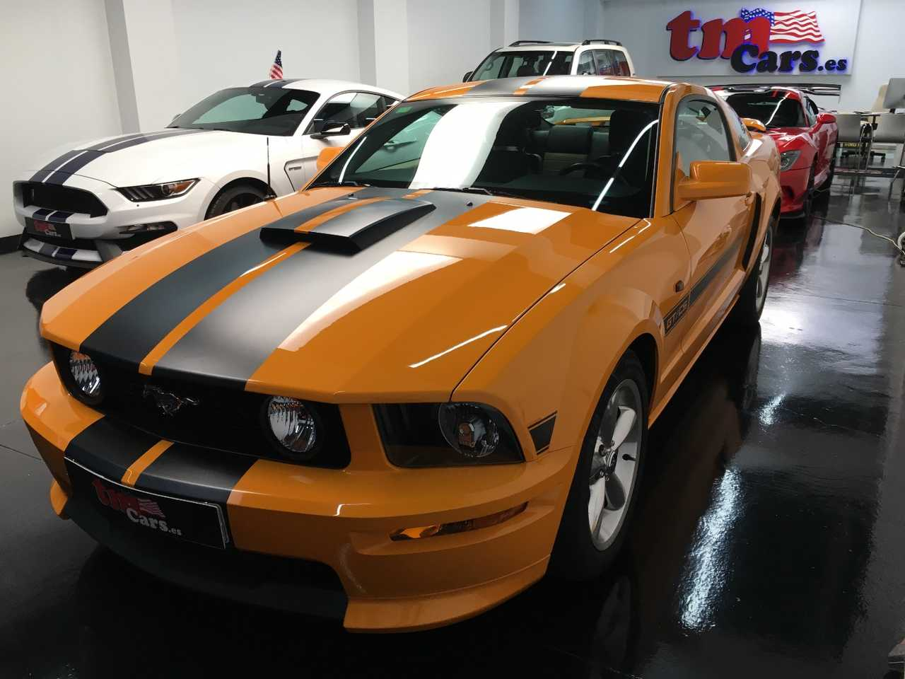 Ford Mustang GT CALIFORNIA SPECIAL   - Foto 1