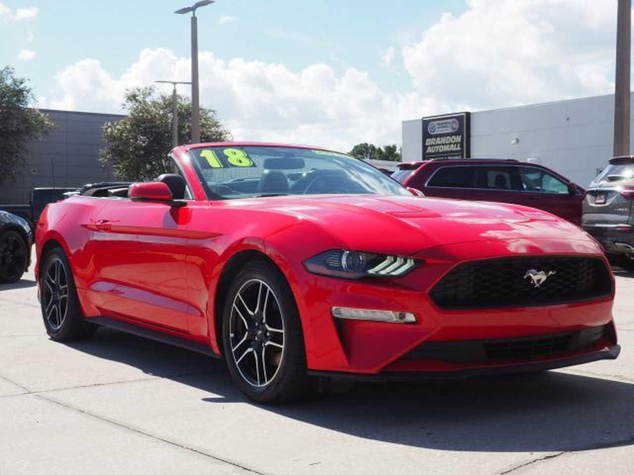 Ford Mustang Cabrio Ecoboost Premium cabrio 2018!!   - Foto 1