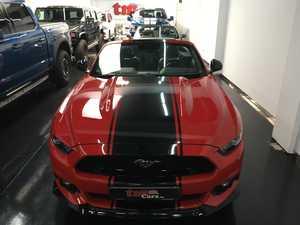 Ford Mustang Cabrio 5.0 PREMIUM   - Foto 2