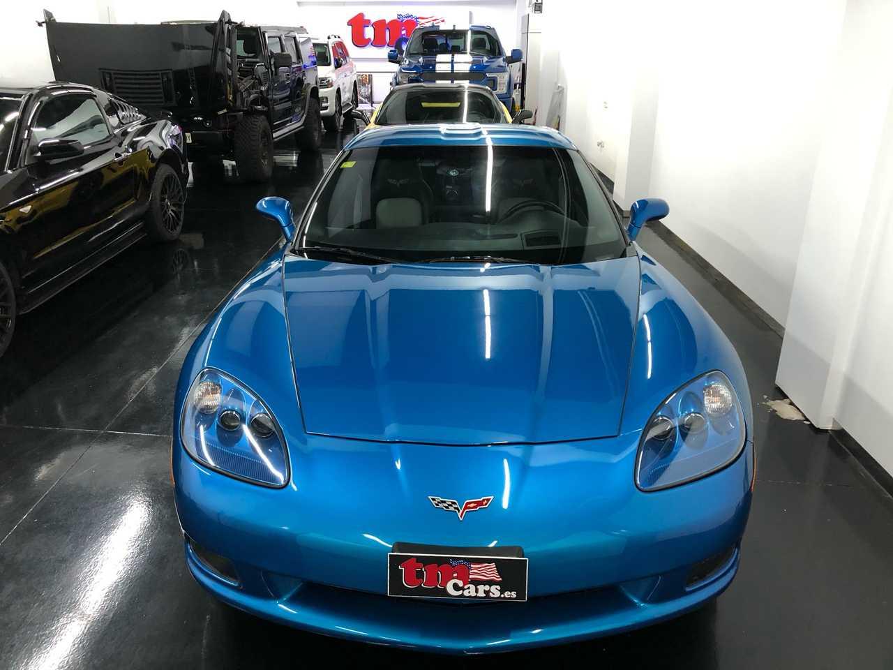 Chevrolet Corvette Z51   - Foto 1