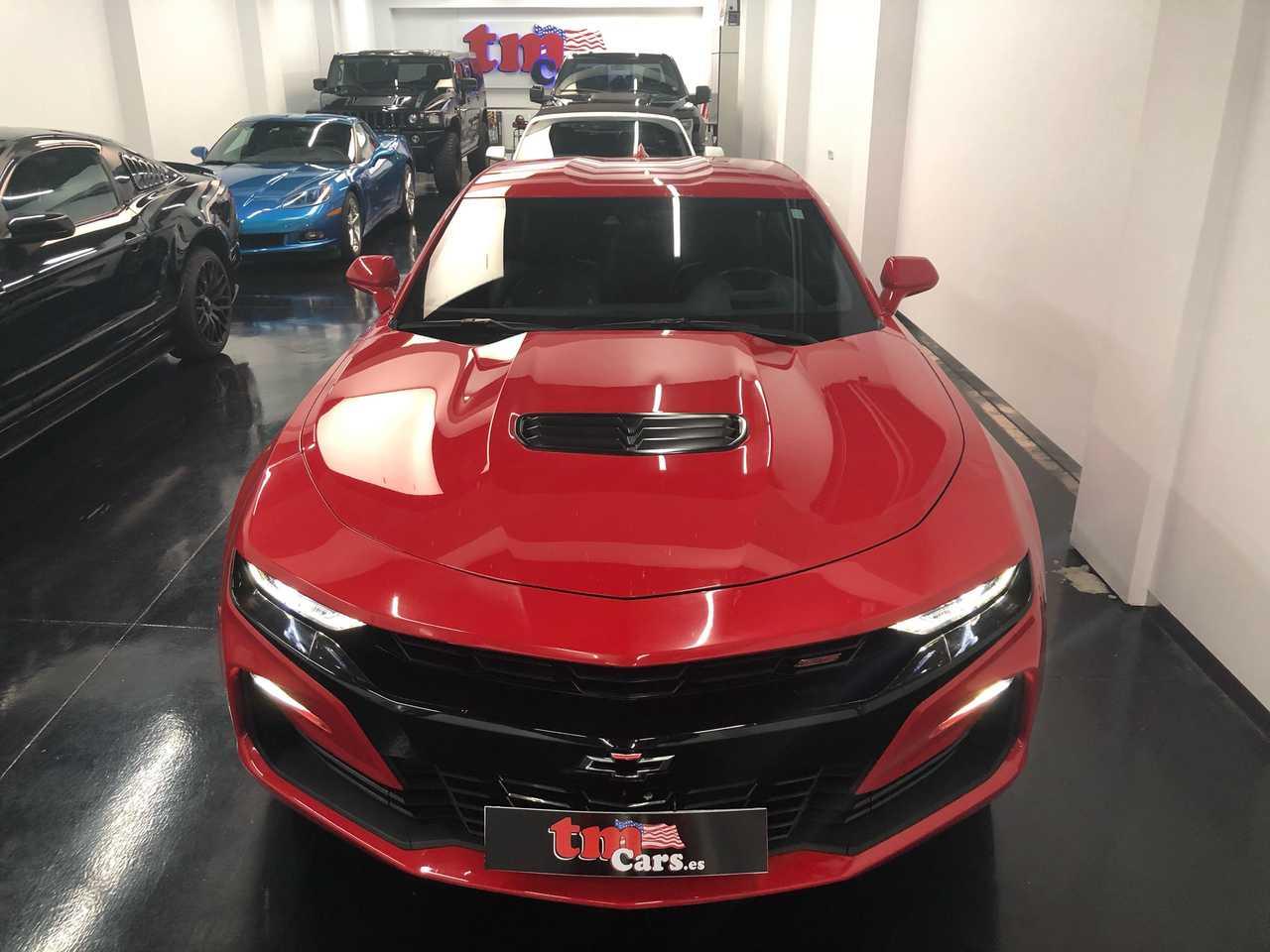 Chevrolet Camaro 2SS   - Foto 1