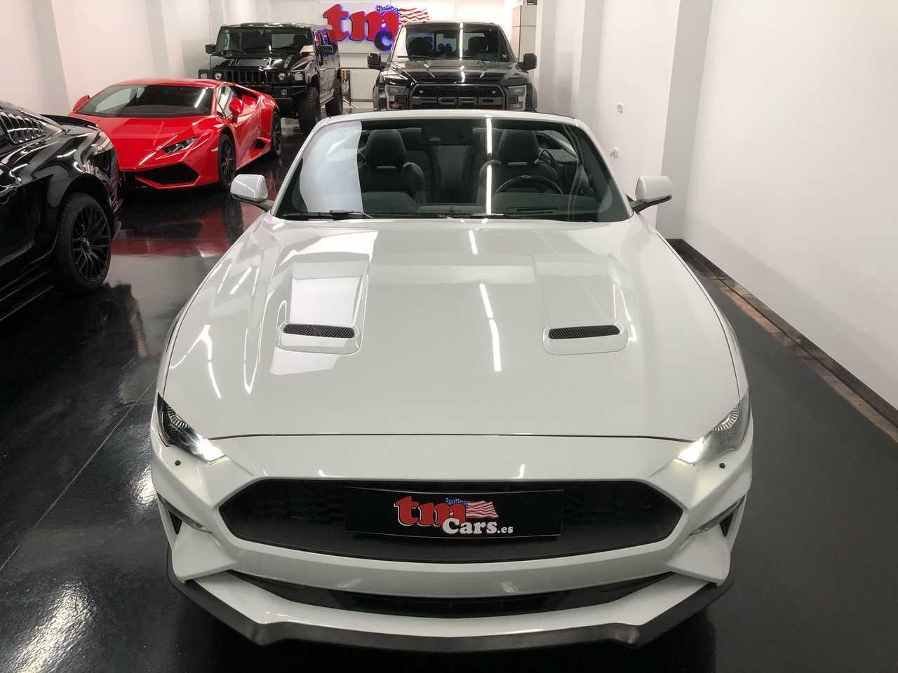 Ford Mustang Cabrio Eoboost Premium   - Foto 1