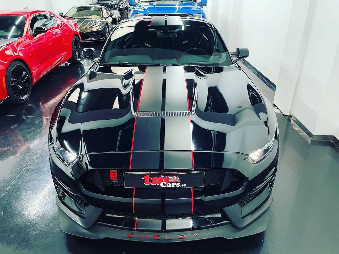 Ford Mustang Shelby GT 350 R   - Foto 1