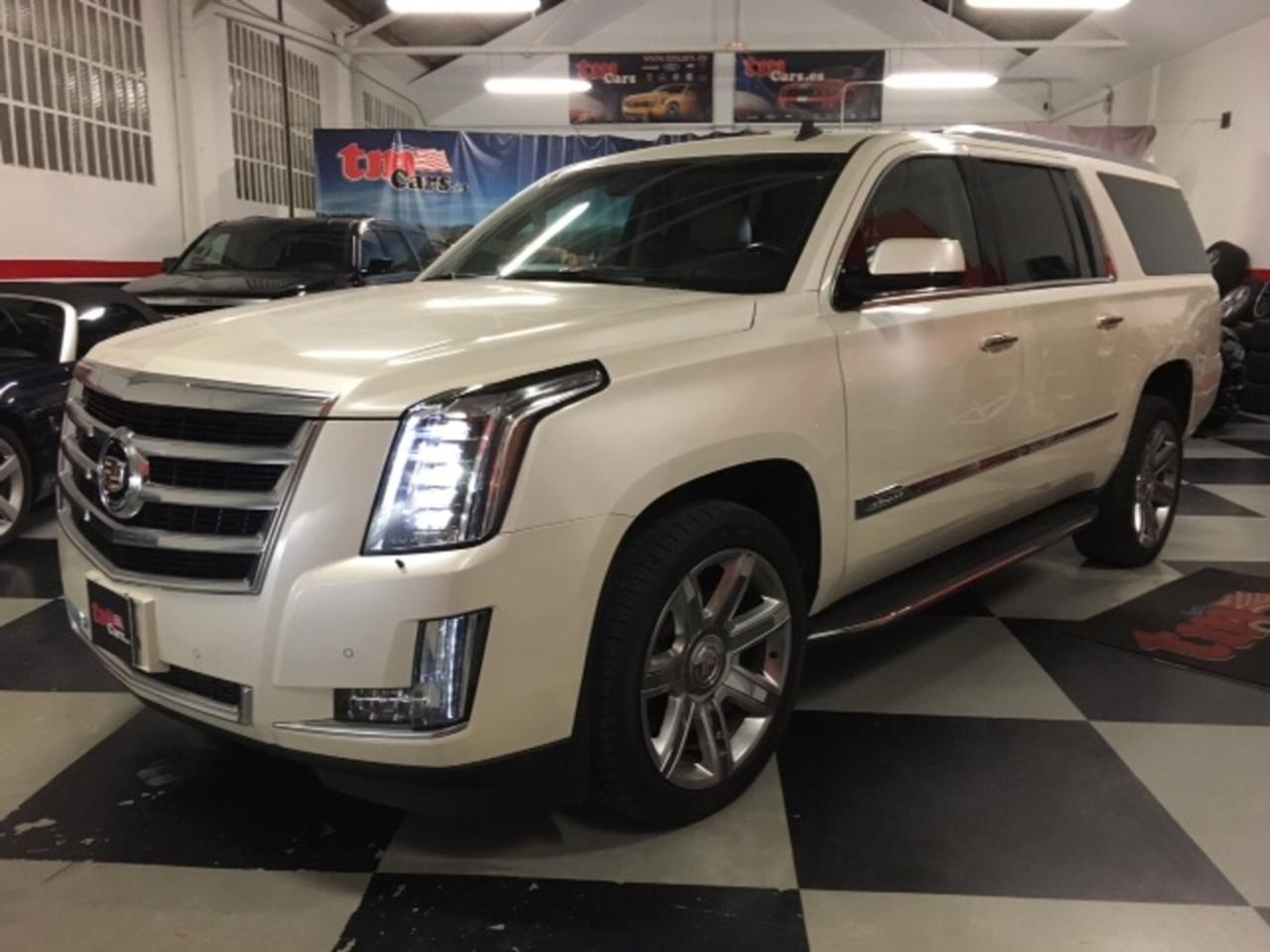 Cadillac Escalade ESV Luxury   - Foto 1