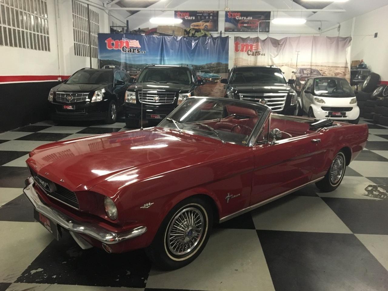 Ford Mustang Cabrio v8 289   - Foto 1