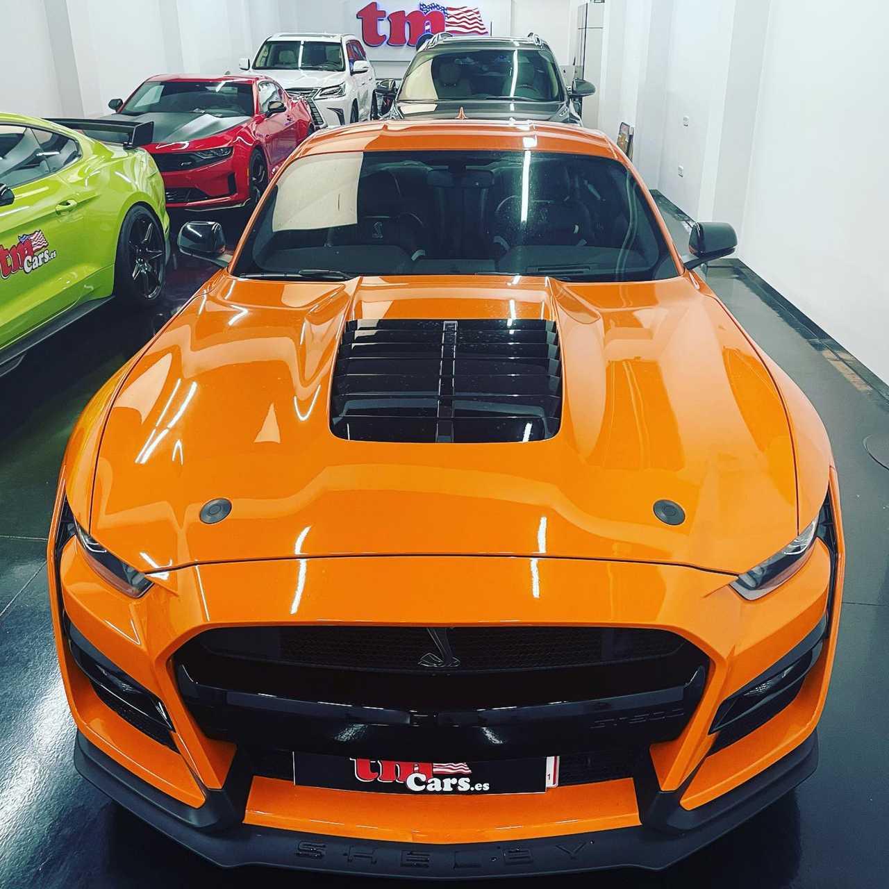 Ford Mustang GT500 2020, PRECIO FINAL!!   - Foto 1