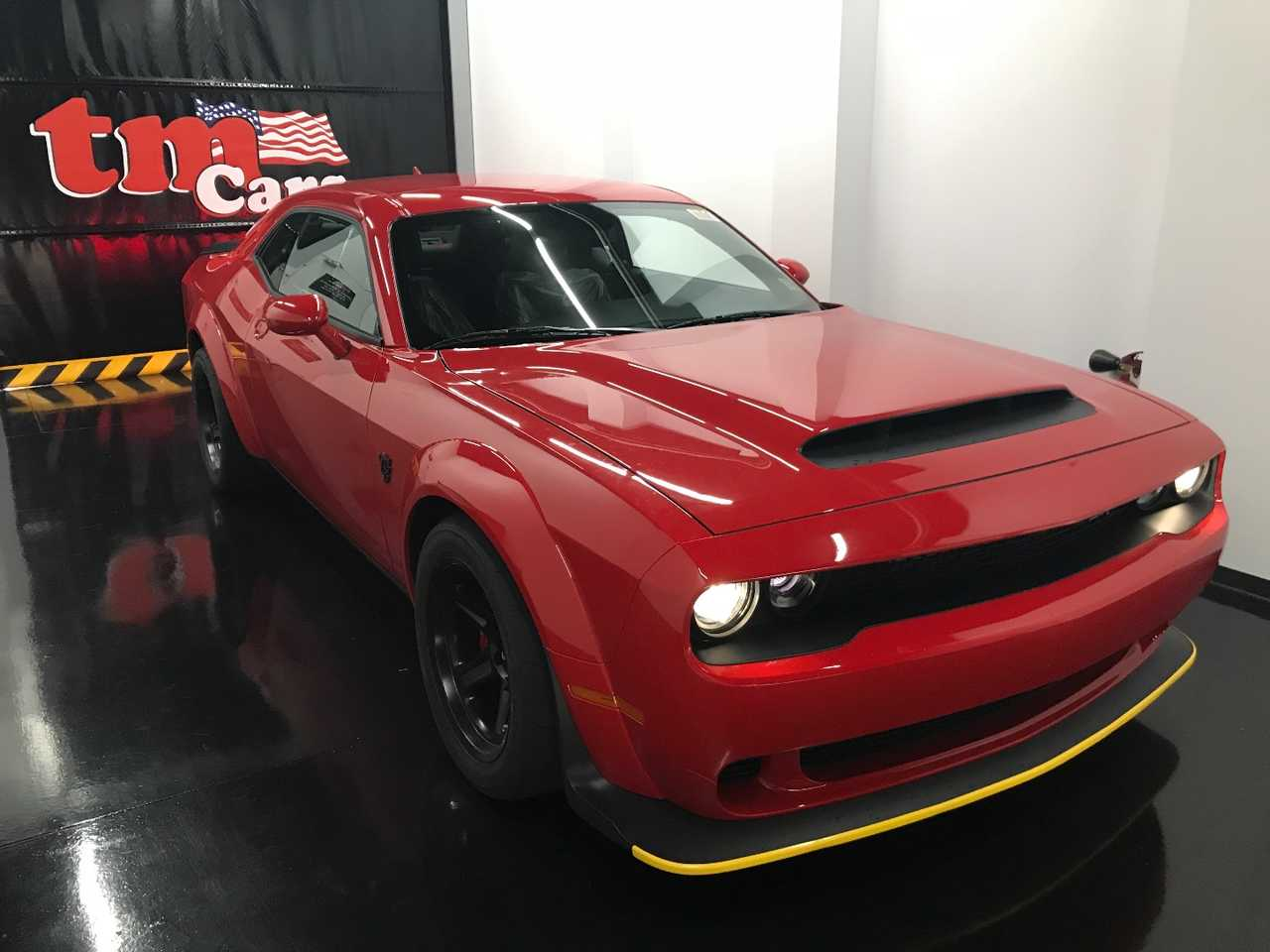 Dodge Challenger SRT DEMON   - Foto 1