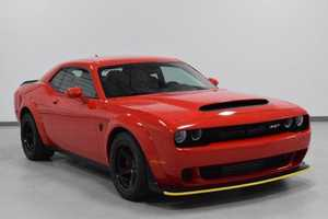 Dodge Challenger SRT DEMON   - Foto 3