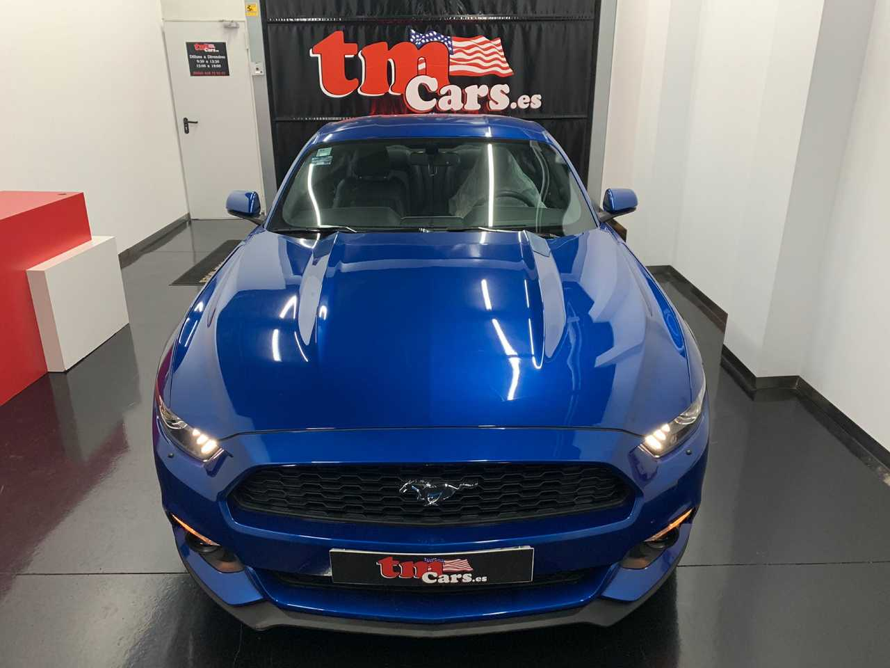 Ford Mustang    - Foto 1