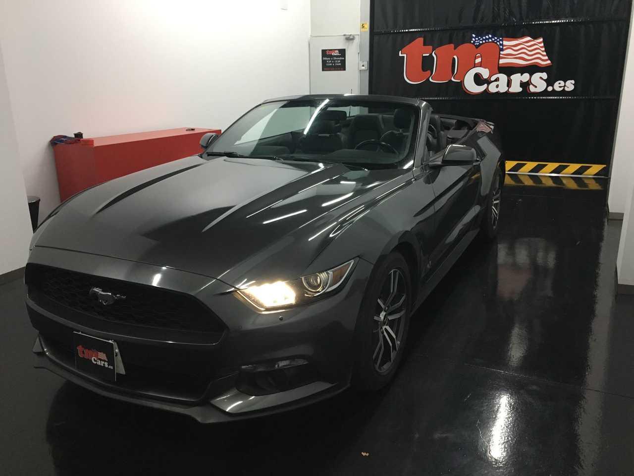 Ford Mustang Cabrio PRECIO FINAL!!   - Foto 1